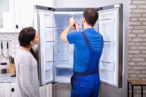 refrigerator repair Moore Oklahoma