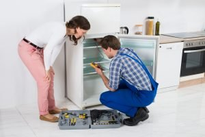 refrigerator repair Moore Ok